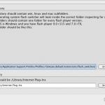 [Firefox] Firefox3.6 で Flash Switcherを動作させる