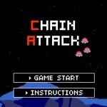 8bit風のスコアアタックゲームChain Attackを作りました