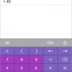 [JavaScript] スマホで使えるJavaScriptの電卓作った
